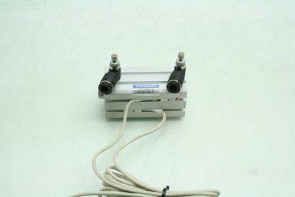 Koganei CDAS20x35 R Pneumatic Jig Air Cylinder 20mm Bore x 35mm Stroke ZE155 Used 172598713719 21