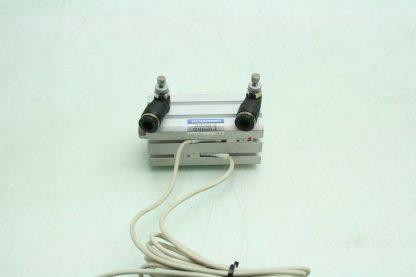 Koganei CDAS20x35 R Pneumatic Jig Air Cylinder 20mm Bore x 35mm Stroke ZE155 Used 172598713719 5