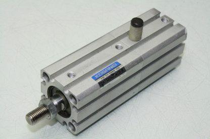 Koganei CDATS20x10x10 B R Tandem Pneumatic Air Cylinder 20mm Bore 10mm Stroke Used 172129101969