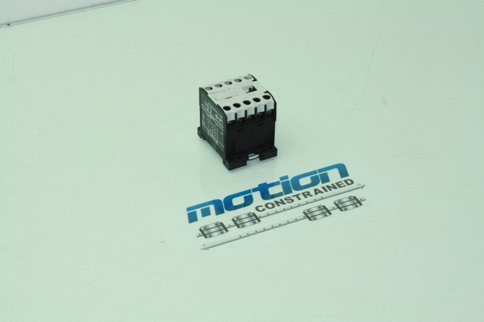 Moeller DIL ER-22-G Industrial Relay Auxiliary Contactor 22E 10A Contactor  - Used