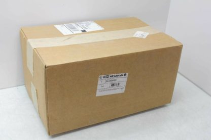 New Hubbell Wiegmann SL080890 Sweep Elbow Lay in Wireway 8 x 8 90 Deg Bend New 172129090529