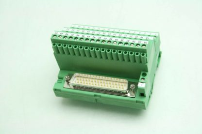 Phoenix Contact FLK D50 SUBS VARIOFACE Interface Terminal Module DB50 Connector Used 171899848459