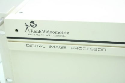 Rank Videometrix 5500012 501 Digital Image Processor Machine Vision Controller Used 171989947039 3
