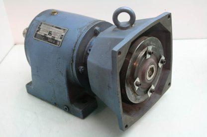 SEW Eurodrive R60D24EFDT90S4 Inline Gearhead Gear Reducer 791 Gear Ratio Used 172059136019