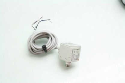 SMC ISE40 01 22L Digital Pressure Switch 01 10 MPa Range 12 24V Switch Input Used 172196638009 4