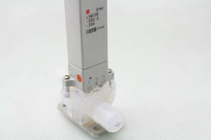 SMC LVM13R 5G2 3 X94 High Purity Inline Chemical Solenoid Valve 24V DC Coils Used 172426449099 14