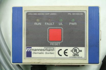 Siemens Mannesmann Dematic Sortec 601404 59 Control Interface for Conveyors 5HP Used 172331507056 19