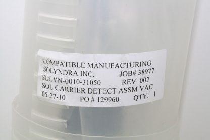 VAT Valves 0021 33927 High Vacuum Angular Motion Feed Thru Sensor New other see details 172124058949 8