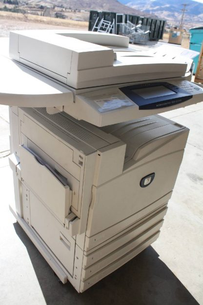 Xerox WorkCentre Pro C2128 Color Copier Laser Printer Scanner Fax Machine For parts or not working 172443154015 29